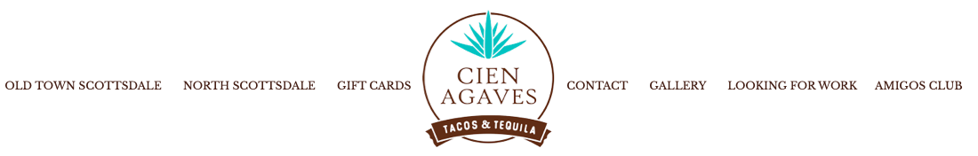 Cien Agaves Tacos &Tequila